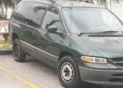 vendo excelente furgoneta dodge caravan 1998
