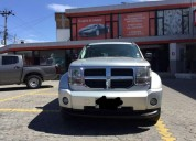 Dodge nitro plata aÑo 2009, contactarse.