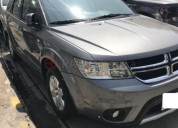 Se vende excelente auto dodge journey se