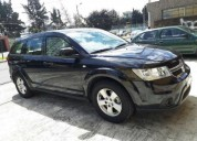 Excelente dodge journey se, 2013, gasolina