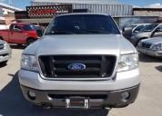 Excelente ford f150 dc 4x4, 2007, gasolina