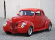 Excelente clasico ford coupe 2 door año 1940