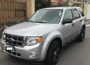 Excelente ford escape 4x4 2011, híbrido