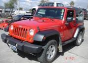 Hermoso jeep wrangler 2007