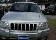 Excelente jeep grand cherokee, 2004, gasolina