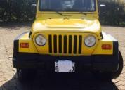 Jeep wrangler sport, contactarse.