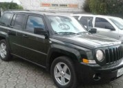 Excelente jeep patriot, 2010, gasolina