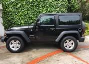 vendo jeep wrangler sport 2013.