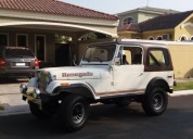 1979 cj7 jeep renegade, contactarse.