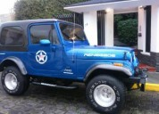 Vendo excelente jeep cj