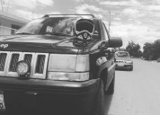 Vendo hermoso jeep gran cheroke laredo 95, contactarse.