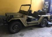 Excelente jeep mutt m151 original