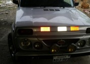Excelente jeep lada niva del 2001 4x4 papeles al d