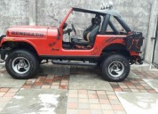 Excelente jeep del 65 clasico