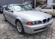 Excelente bmw serie 5 525i, 2002, gasolina