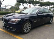 Bmw serie 7 active hybrid 7, 2011, contactarse.