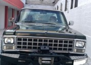 Chevrolet sierra 4x4, 1980, gasolina, contactarse.