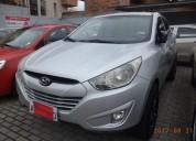 Hyundai tucson ix flamante, contactarse.