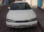 Excelente honda accord 97 con audio