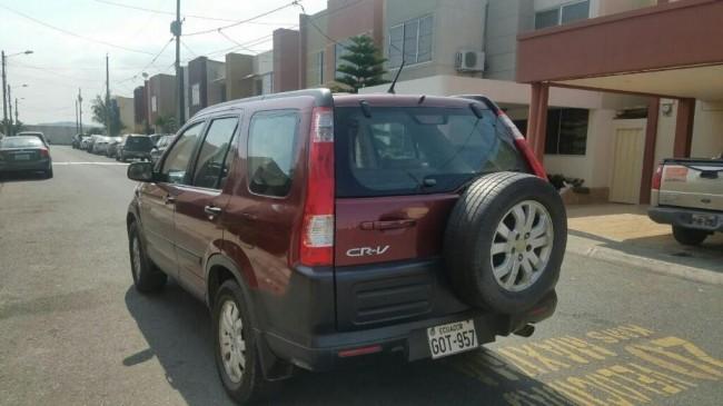 Excelente Honda Crv 2006