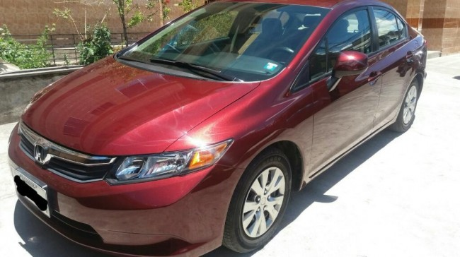 Flamante Honda Civic 2011, Contactarse.