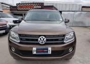 Volkswagen amarok, 2011, diesel, contactarse.