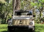 Excelente volkswagen safari clasico