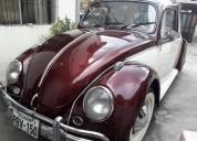 Excelente volkswagen escarabajo 1961