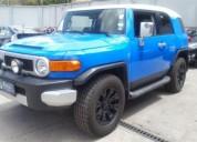 Hermoso fj cruiser 2009 azul full