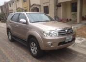 Toyota fortuner 4x4 2011