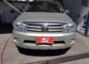 Oportunidad!. toyota fortuner 2.7