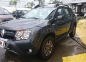 Vendo duster 2.0 tm 4x4 2017