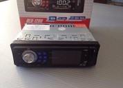 Radio economico al menor precio con puertos usb sd aux bluethoot