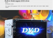 Radio pantalla dvd full hd video system incluye lector optico
