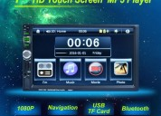Radio pantalla full hd dvd system