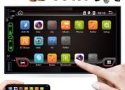 radio pantalla dvd systema operativo 6.01 gps