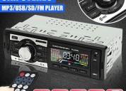 Radio pantalla mp4 desmontable bluethoo