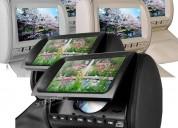 Kit de doble cabecera para auto dvd independiente sony  control de ofe