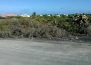 Excelente terreno de venta , centro de puerto villamil