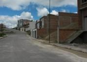 Vendo lote ubicado en la urbanizacion del colegio de arquitectos. contactarse.