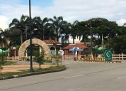 Samborondon km 9.5 urbanizacion cortijo