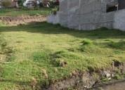 Venta de excelente terreno sector colegio borja