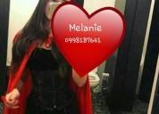 Diablita sexy ...y con muchas ganas mi amor vn visitame !!! melanie 0998187641