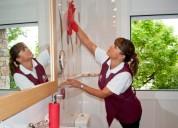 Servicios de limpieza a domicilio