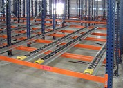 Perchas metalicas sistemas de almacenaje para bodegas
