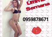 Muneca trans  disfrutala en gquil  besos 0959878671