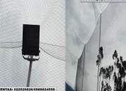 Redes de ecuavolley y arcos de fÚtbol en todas las medidas