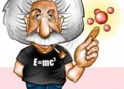 Tutorias de fisica estatica y matematicas