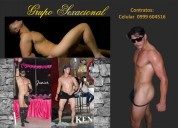 Strippers masculinos guayaquil