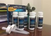 Aceite kirkland minoxidil full 5 para crecer barba y cabello nuevo el original en oferta